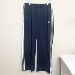 Adidas | Navy Blue Joggers 2XL